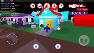 MY NEW HOUSE ! 🏠 - Roblox | MeepCity
