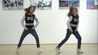 Shake it up jetzt tanz du!  Choreo von Santana & Laura