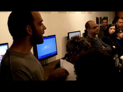 20.1.2010 - Renen Shorr opens a new club at Sam Spiegel, Jerusalem