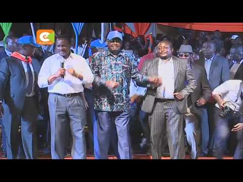 Odinga is NASA preferred flag-bearer, poll shows