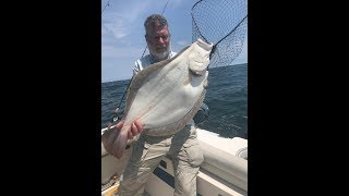 Memorable Striped Bass and Fluke Montauk Trip (for all the Wrong Reasons!)