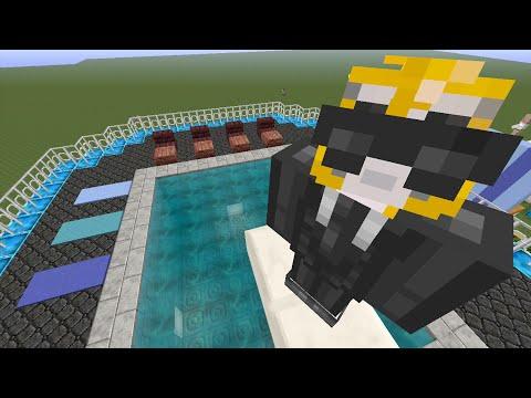 Minecraft Xbox - Building Time - 5 Star Hotel {10}