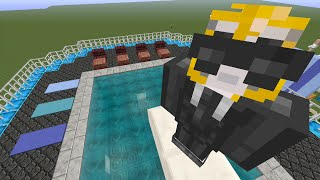 Minecraft Xbox - Building Time - 5 Star Hotel {10}