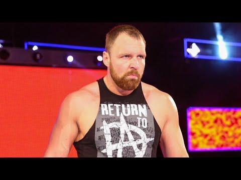 Dean Ambrose Returns To WWE Raw JACKED!