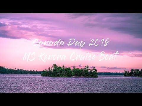 Canada Day 2018 - MS Kenora Cruise Boat