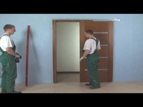 Poradnik Montażowy Drzwi Przesuwne System Naścienny Passo