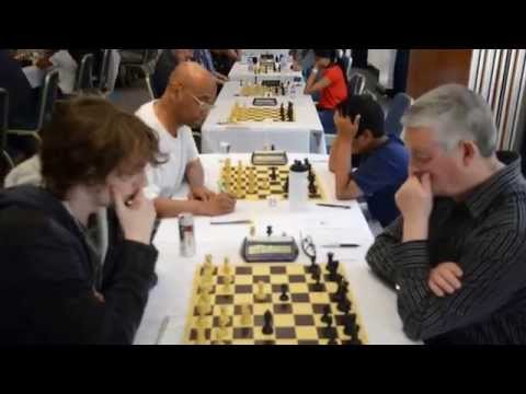 12th South Wales International Chess Tournament, Cardiff.
