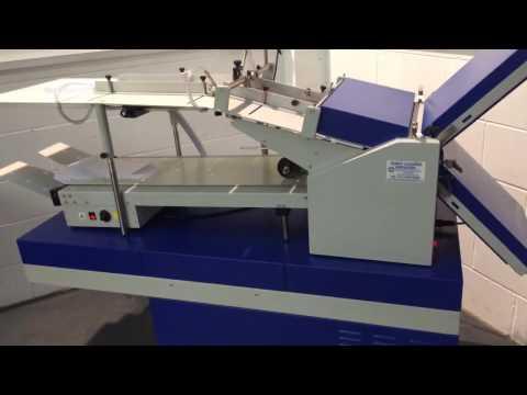 Sofrapli Acson Paper Folding Machine