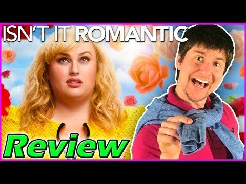 ISN'T IT ROMANTIC (2019) - Movie Review |Rebel Wilson Romantic Comedy|