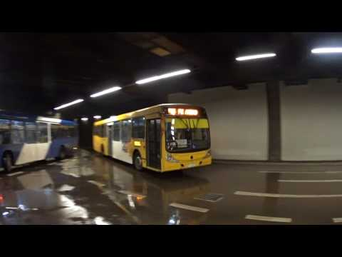 en la intermodal   la cisterna con nieve julio 2017 bus stp