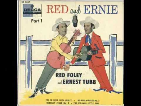 1310 Ernest Tubb & Red Foley - Too Old To Cut The Mustard