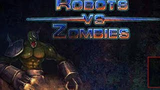 robots vs zombies Level1-7 Walkthrough