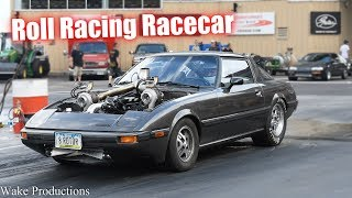 The RX-7's First Race Competition thumbnail