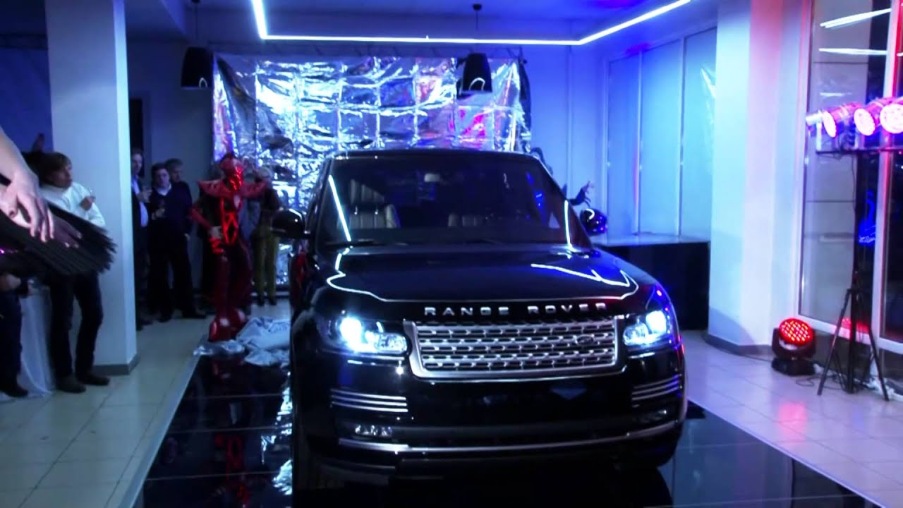 2014 Range Rover Autobiography Long тест драйв. Видео Рендж Ровер .