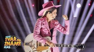 Jitka Schneiderová jako Lady Gaga
