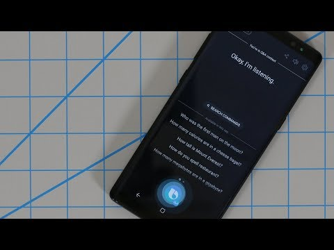 10 Amazing BIXBY Voice Commands I use on my Galaxy Note 8 (S8+)