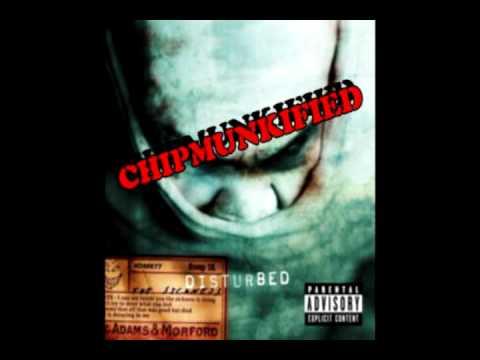 Conflict  Disturbed  Chipmunkified  Lyrics