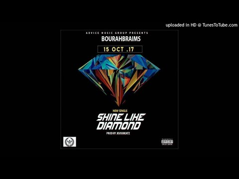 Bourah Braims Feat Clayton Hamilton -Shine like a Diamond thumbnail