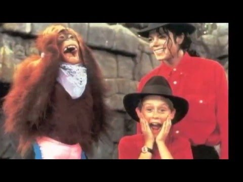 Image result for michael jackson and macaulay culkin youtube