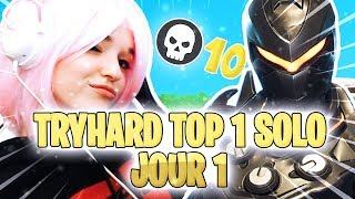 MA PLUS BELLE GAME - TRYHARD TOP 1 SOLO + BEST OF (JOUR 1)