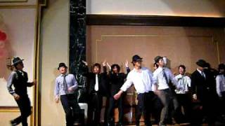 友人の結婚式の余興でマイケルジャクソンをみんなで踊りました。みんなダンスは素人ですので、その辺はご了承ください。。。