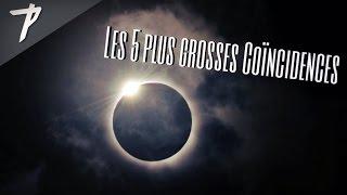 LES 5 PLUS GROSSES COÏNCIDENCES DE L'HISTOIRE !