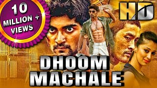Dhoom Machale - Atharva's Blockbuster Action Movie | Priya Anand, Rai Laxmi, Johnny Tri Nguyen, Manobala (HD)