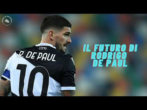 RODRIGO DE PAUL: LE IPOTESI SUL FUTURO DELL'ARGENTINO ???