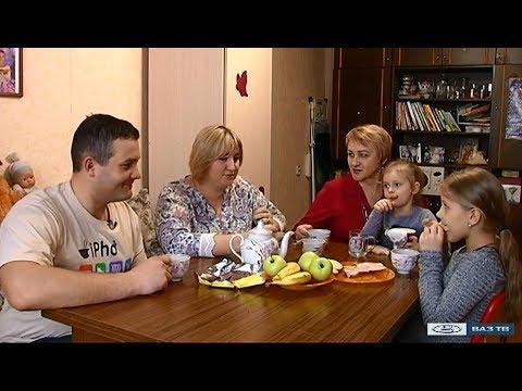 Молодой семье - доступное жилье («Новости Тольятти» 28.02.2019)