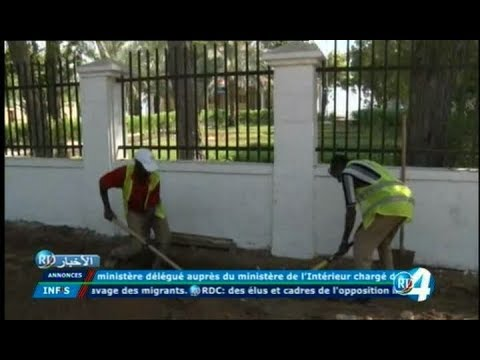 Télé Djibouti Chaine Youtube : JT Francais du 02/12/2017