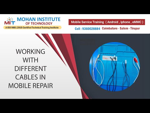 mobile-phone-service-training---mobile-phone-repair-cables