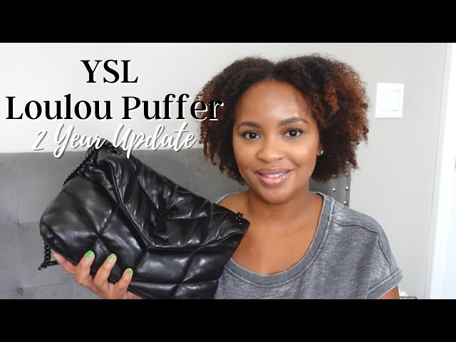 YSL Loulou Puffer Update | Wear & Tear 2 Year Review