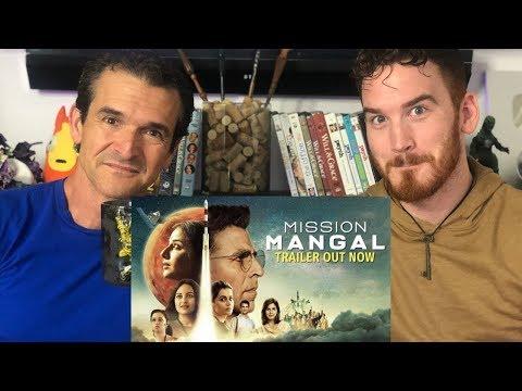 MISSION MANGAL Trailer REACTION!    Akshay   Vidya   Sonakshi   Taapsee