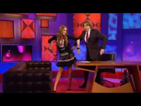 MILEY CYRUS WILD Part 1 of 2  Hannah Montana *David Archuleta* The Climb