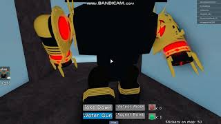 How to get Chaos | ROBLOX | Arena X