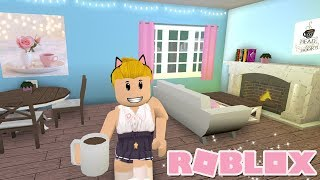 ☕️ Roblox: Welcome to Bloxburg [BETA] ~ Working At My Cafe!