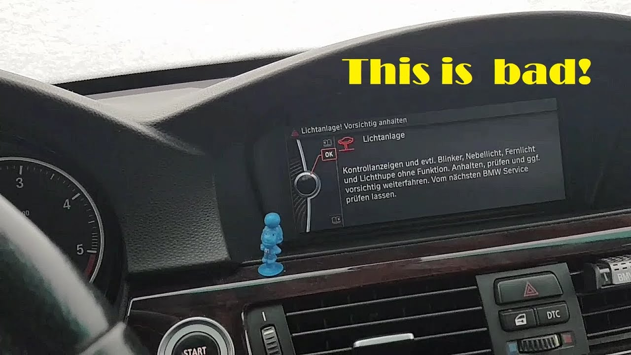 How to fix No lights , No power windows BMW e90 FRM MODULE