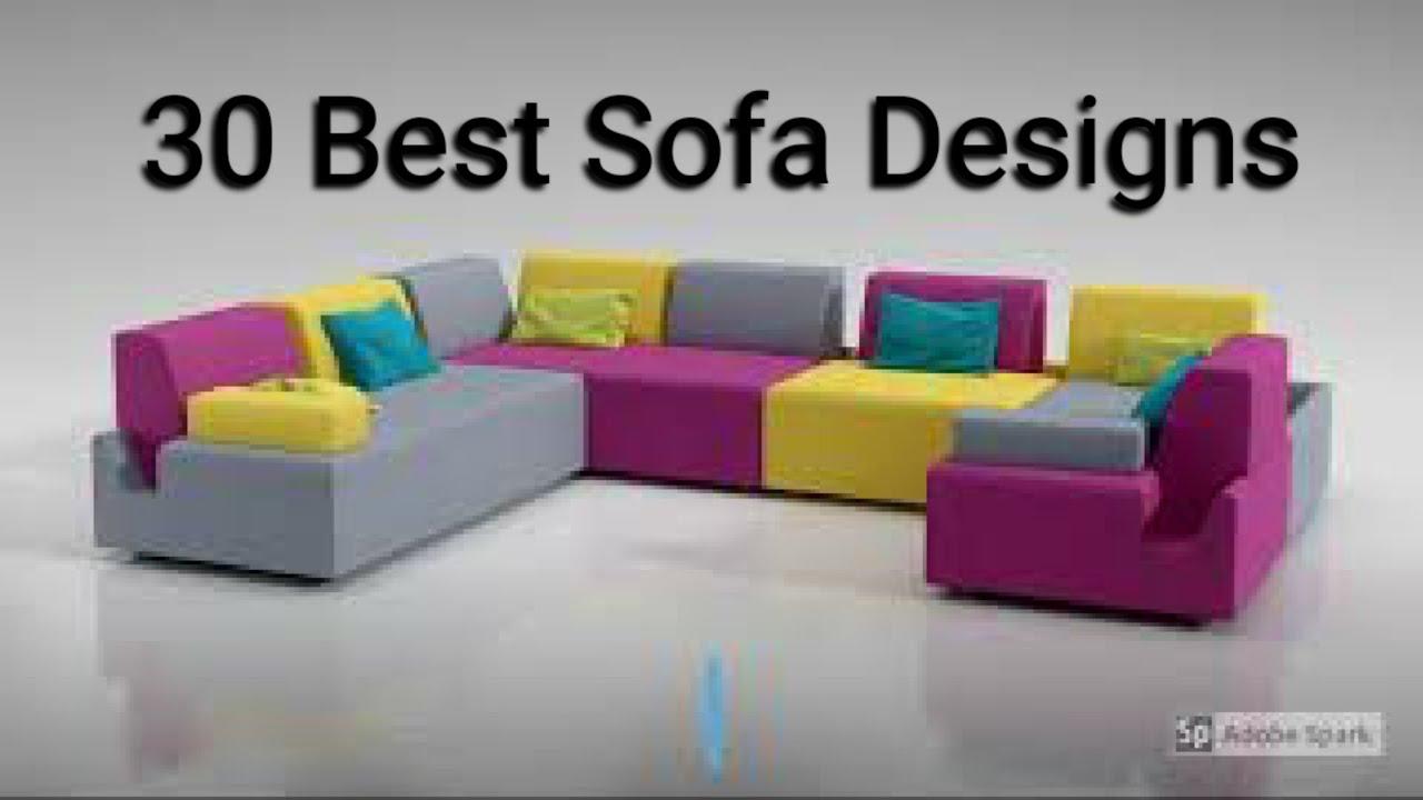 30 Best Sofa Design Styles of 2020 I Sofa Catalogue 2020 I ...
