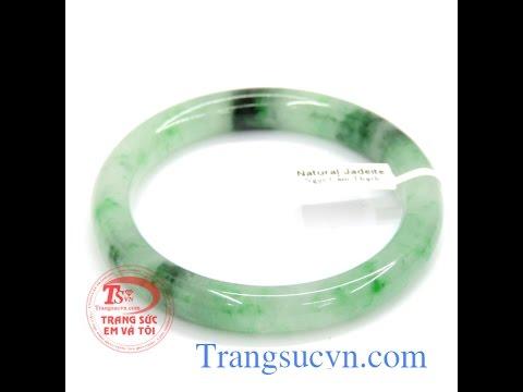 Vòng  ngọc cẩm thạch đá quý đằng cấp, vòng ngọc cẩm thạch TSVN012945