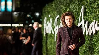 The 2015 British Fashion Awards