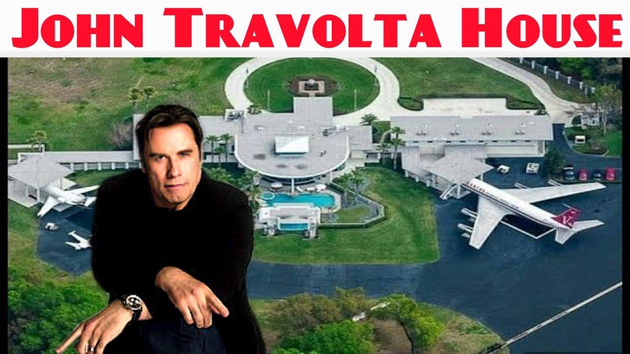 John Travolta House   2017 | John Travolta $12 Million Florida House