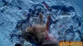 Охота на зайца в Дагестане