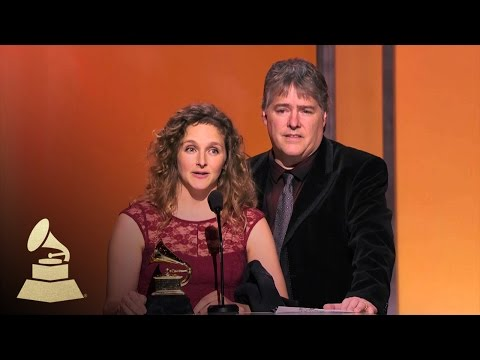 Béla Fleck And Abigail Washburn | Best Folk Album | 58th GRAMMYs
