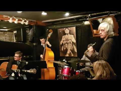 Small Jazz bar, New York 2017