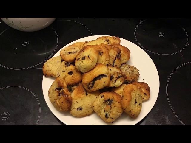 Schokolade-Kokos-Cookies - schlemmen ohne Reue mit Dr. Retzek - Diabetes & Krebs