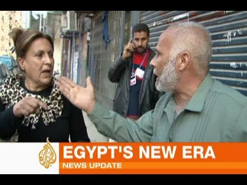 Egypt tensions persist