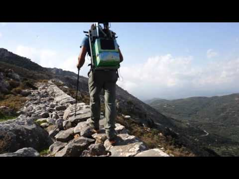 Google Trekker - Crete Mountains