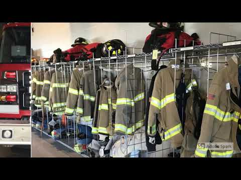 New Bismarck Fire Station Open House Invitation Oct. 6, 2018