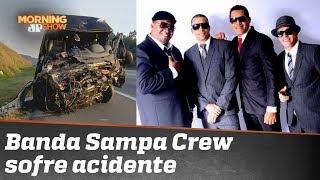 O horrível acidente com a turma do Sampa Crew