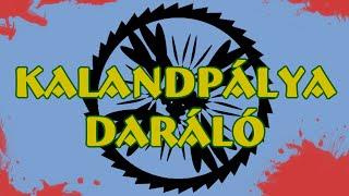 Kalandpálya daráló 3. rész - Kaktusz defender
